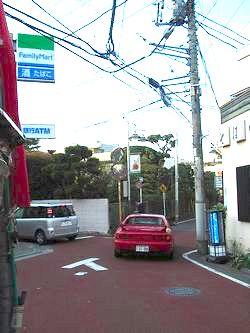 下石神井商店街 ファミリーマート