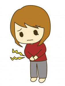 内臓(胃腸)の不調