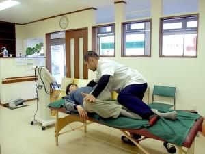 練馬区で当院だけのストレッチ整体で治します