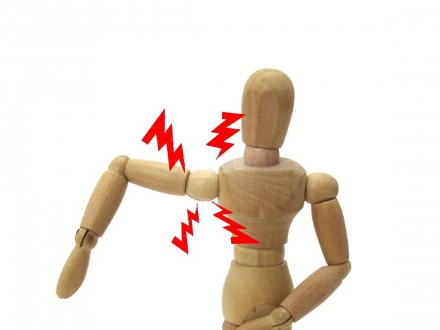 急性期が収まったら、多少の痛みは、我慢して、動かして下さい