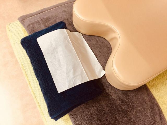 使い捨てペーパータオルを使用してます♪